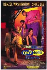 Mo' Better Blues Movie Poster
