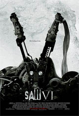 Saw VI Movie Poster