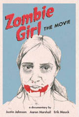 Zombie Girl: The Movie Movie Poster