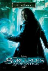 The Sorcerer's Apprentice Movie Poster