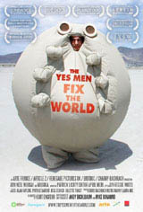 The Yes Men Fix the World Movie Poster