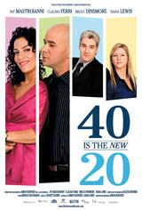40 is the New 20 Movie Poster