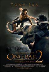 Ong Bak 2: The Beginning Movie Poster