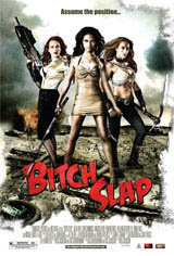 Bitch Slap Movie Poster