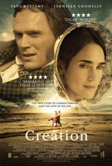 Creation Movie Poster