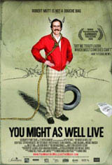 You Might As Well Live Movie Poster