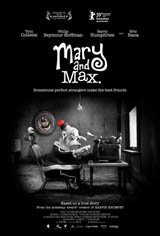 Mary and Max Movie Poster
