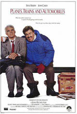 Planes, Trains and Automobiles Movie Poster