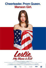 Leslie, My Name is Evil Movie Poster