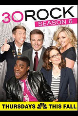 30 Rock: Season 6 Movie Poster