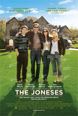 The Joneses (2010) Movie Poster