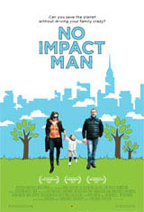 No Impact Man Movie Poster