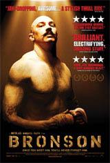 Bronson Movie Poster