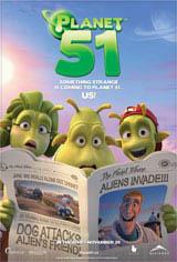 Planet 51 (v.f.) Movie Poster