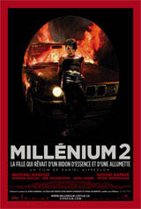 Millenium 2 Movie Poster
