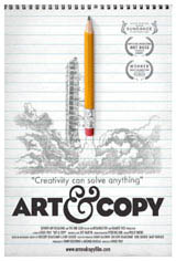 Art & Copy Movie Poster
