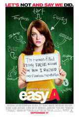 Easy A Movie Poster Movie Poster
