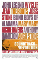 Soundtrack for a Revolution Movie Poster