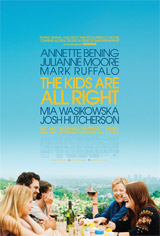 The Kids Are All Right Movie Poster