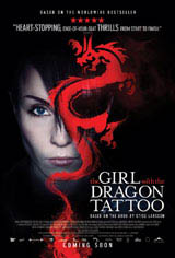 The Girl with the Dragon Tattoo (2010) Movie Poster