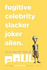 Paul Movie Poster