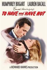To Have and Have Not Movie Poster