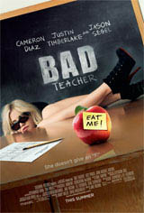 Bad Teacher Movie Poster