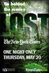 TimesTalks LIVE: LOST Movie Poster