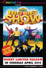 The Wiggles' BIG, BIG Show In The Round Movie Poster