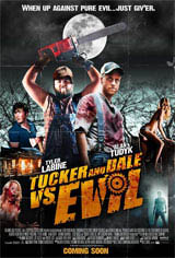 Tucker and Dale vs. Evil Movie Poster