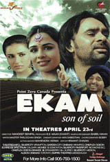 Ekam: Son of Soil Movie Poster