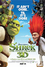 Shrek Forever After Movie Poster