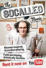 Socalled, le film Movie Poster