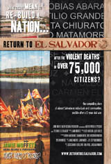Return to El Salvador Movie Poster