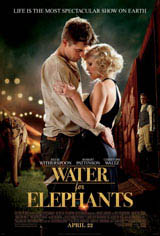 Water for Elephants Movie Poster