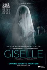 Giselle: Ballet in HD Movie Poster