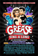 Grease Sing-A-Long Movie Poster