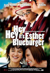 Hey Hey It's Esther Blueburger Movie Poster