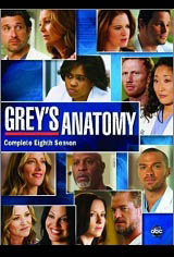 Grey's Anatomy: Complete Eighth Season Movie Poster