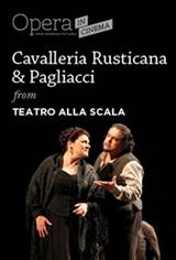 Cavalleria Rusticana & Pagliacci: Opera in HD Movie Poster