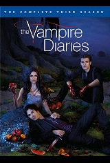 The Vampire Diaries: The Complete Third Season Movie Poster