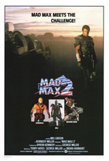 Mad Max 2: The Road Warrior Movie Poster