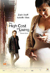 The High Cost of Living Movie Poster