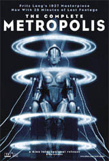 The Complete Metropolis featuring the Alloy Orchestra Movie Poster