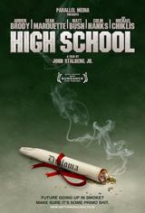 High School Movie Poster