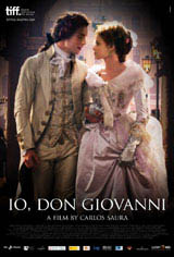 I, Don Giovanni Movie Poster
