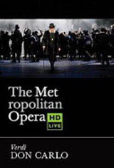 The Metropolitan Opera: Don Carlo (Encore) Movie Poster