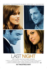 Last Night Movie Poster