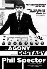 The Agony and the Ecstasy of Phil Spector Movie Poster