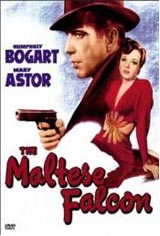 The Maltese Falcon - Classic Film Series Movie Poster